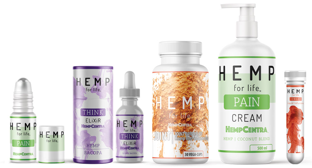 PhytoMatrix_Hemp_Product_Manufacturer_Hemp_For_Petz_Brand_Product_Collage